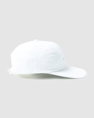 Subtitled State Cap - Hats (WHITE)