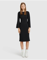 Oxford - Braily Ponti Dress