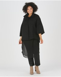 Advocado Plus - Cape Jacket