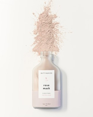 Butt Naked Pink Clay Face Mask - Beauty (pink)