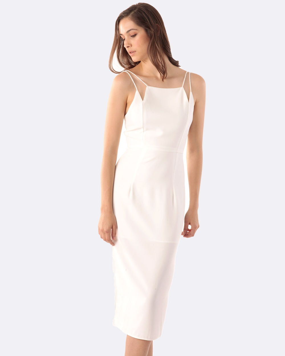 Amelius Lyanna Dress Dresses White Lyanna Dress