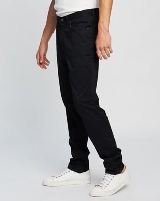Marcs Dylan 5 Pocket Pant - Pants (BLACK)