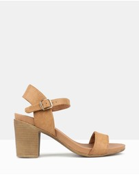 Betts - Jealous Single Sole Sandals