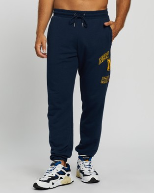New Balance NB Athletics Varsity Pack Sweatpants - Track Pants (Natural Indigo)