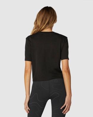 L'urv Token Tee - T-Shirts & Singlets (Black)