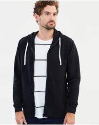 Staple Superior - Staple Zip Hooded Sweat