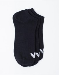 adidas Originals - Trefoil Liner Socks 3 Pack