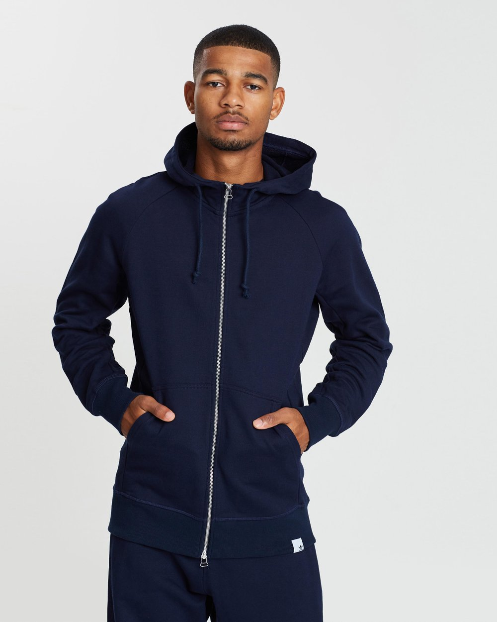 XBYO Full Zip Hoodie by adidas Originals Online  ac9e352e5