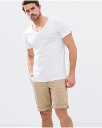 Academy Brand - Acad Basic V-Neck Tee