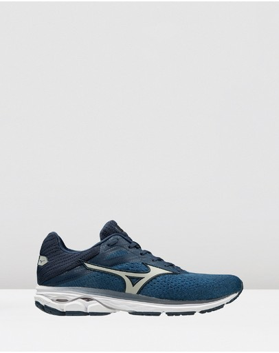 Mizuno - Wave Rider 23 2E Wide - Men's