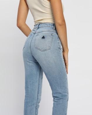 Abrand A '94 High Slim Jeans - Slim (April)