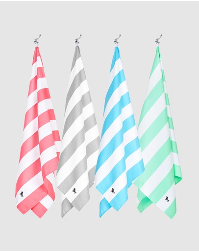 Dock & Bay - Set of 4 Sand Free Beach Towels