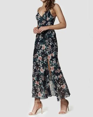 Amelius Ohannah Maxi Dress - Bridesmaid Dresses (Black)