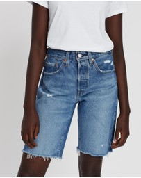 Levi's - 501® Knee-Length Shorts