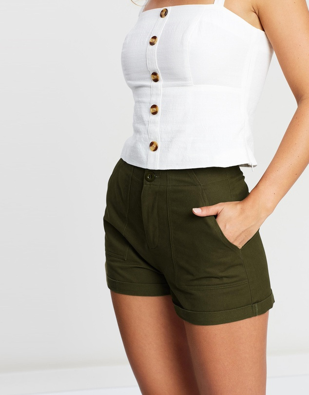 Atmos&Here - Celine Shorts
