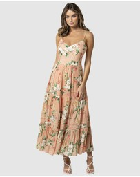 Forever New - Tanya Tiered Maxi Dress