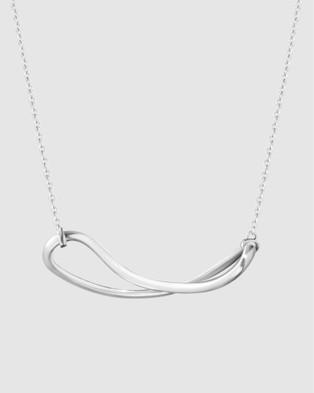 Georg Jensen Infinity Pendant - Jewellery (Silver)