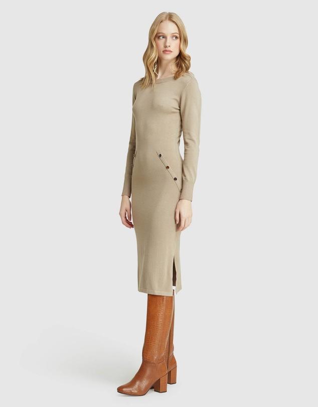 Women Millie Knitted Dress