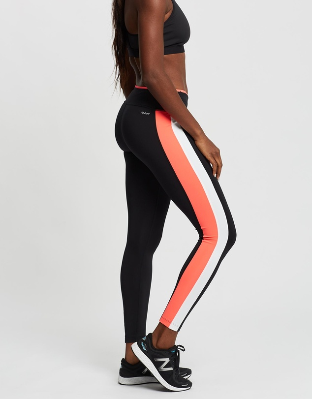 Women Accelerate Colorblock Tights