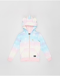 Rock Your Kid - Unicorn Hoodie - Kids