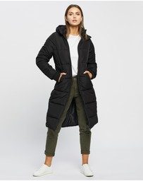 All About Eve - Zoe Longline Puffer