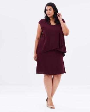 Advocado Plus – Layer Dress Port
