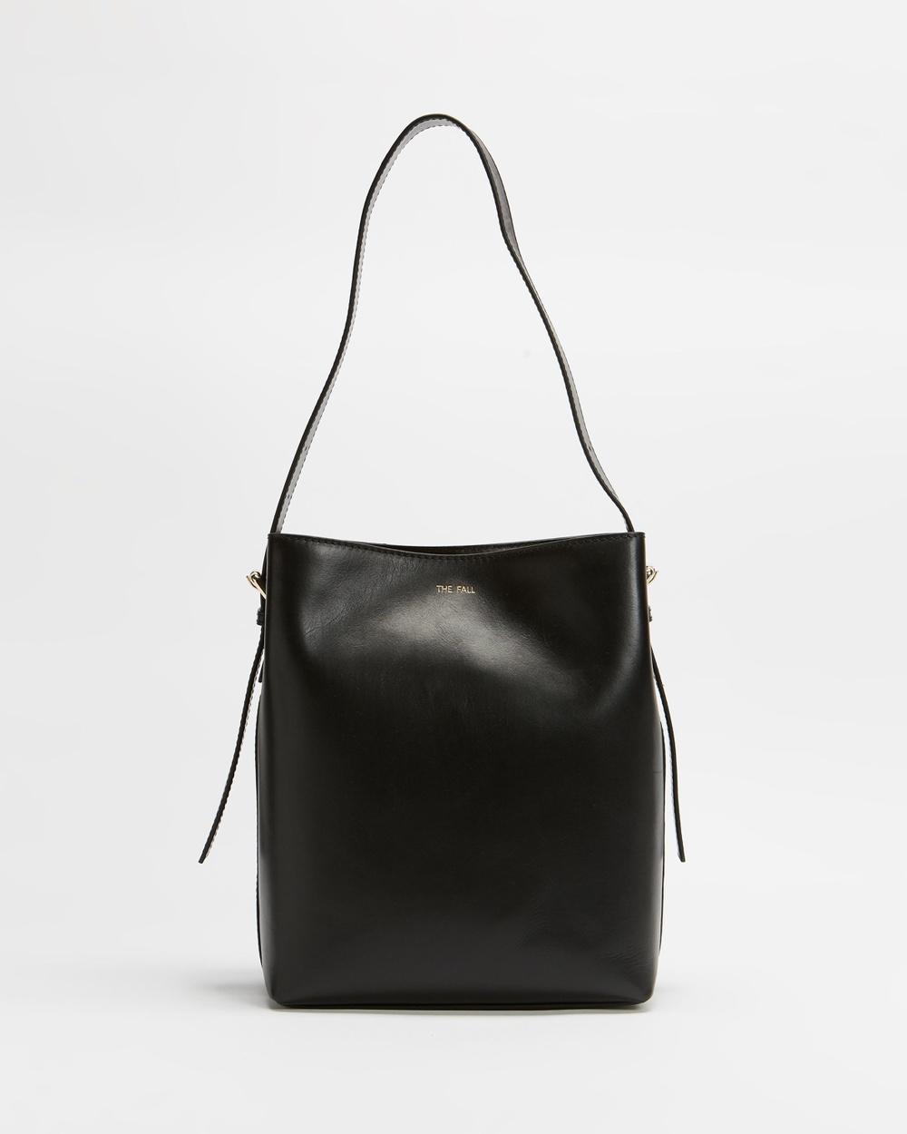 Fall The Label Hobo Bag Handbags Black Australia