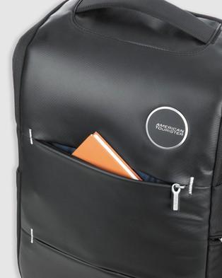 American Tourister Curio Backpack 2 - Backpacks (Black)