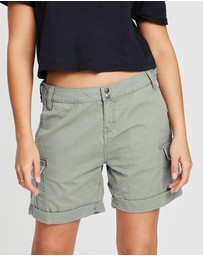 Rusty - Cadet Short