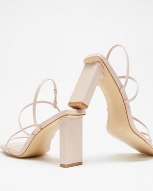 Sol Sana Geanie Heels - Sandals (Pink)