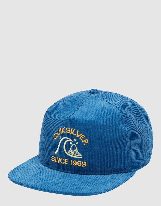 Men Mens Power Cord Strapback Hat