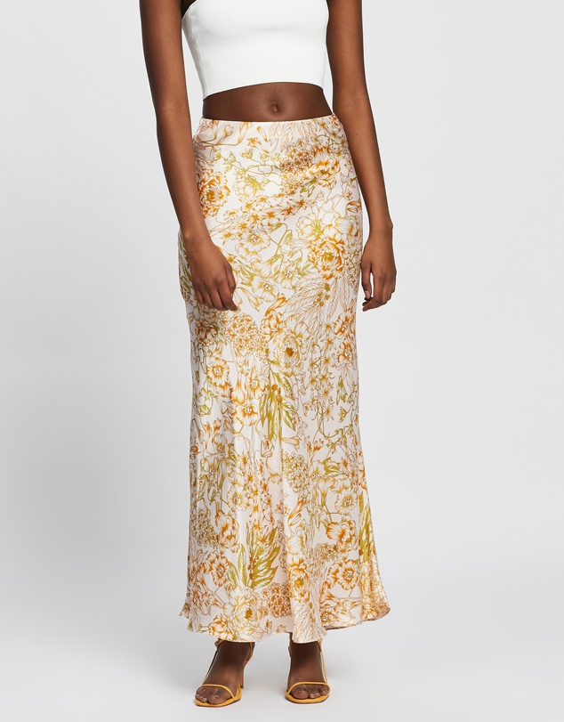 Bec + Bridge - Floria Maxi Skirt