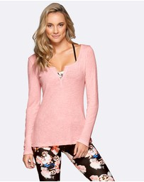 Lorna Jane - Traveller LS Top