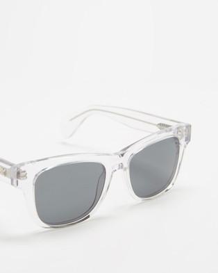 RIXX Eyewear Calvin - Sunglasses (Crystal Polarised)
