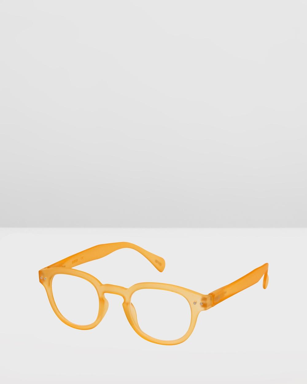 IZIPIZI Reading Collection C Optical Yellow