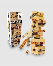 WWF - Miombo Tumble Tower