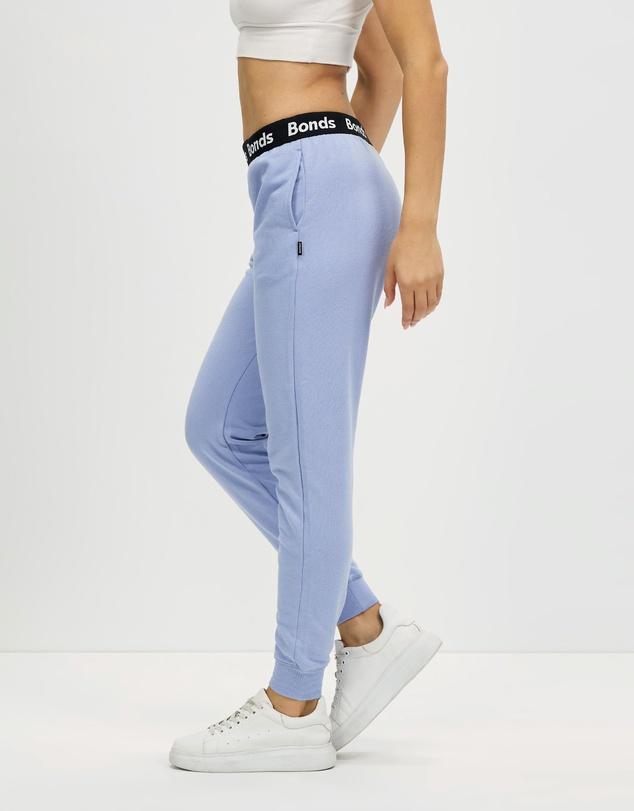 Women Essentials Terry Skinny Pants