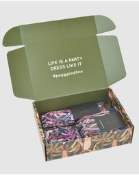 Peggy and Finn - Protea Tie Gift Box
