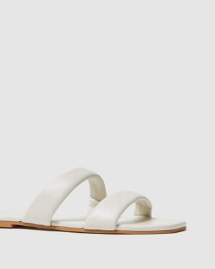 Novo Roses - Sandals (White)