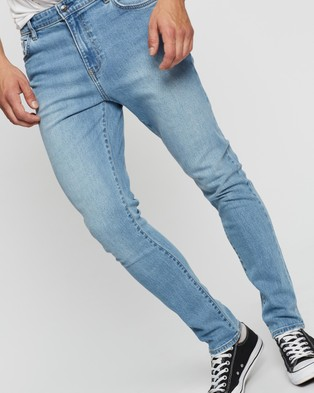 Riders by Lee R1 Skinny Jeans - Jeans (Silver Lake Blue)