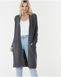 Everly Collective - Toronto Long Cardigan