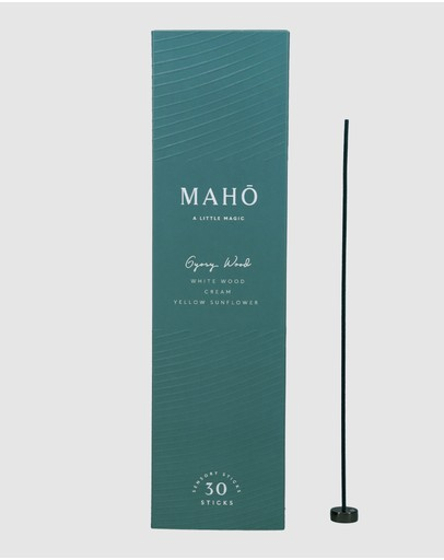 MAHO Sensory - Gypsy Wood Incense Sticks and Burner Set