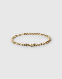 Miansai - 4mm Cuban Chain Bracelet
