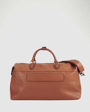 Tony Bianco Menzies Handbags Tan