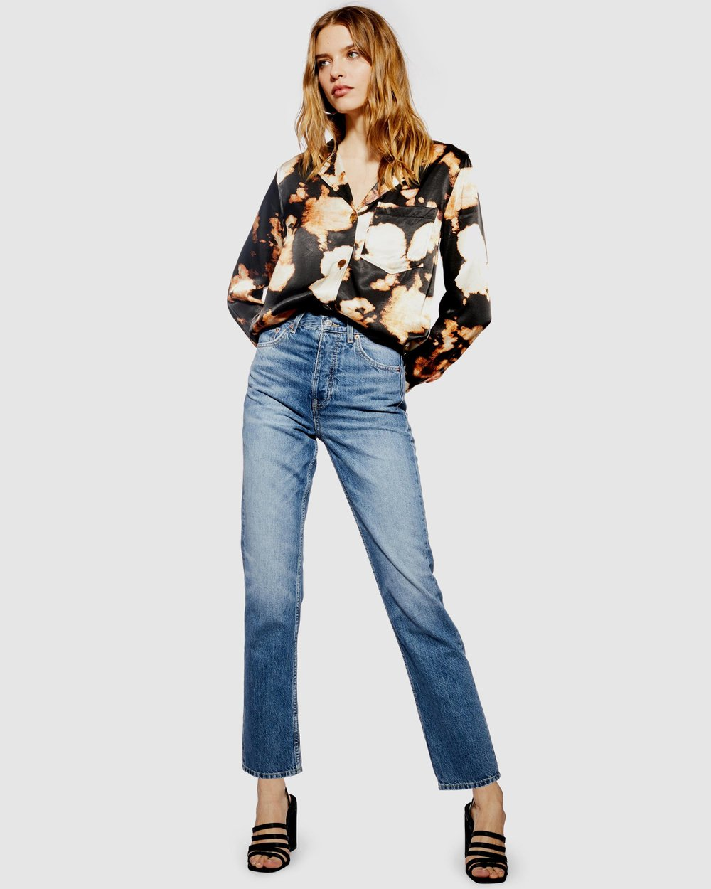 b1c3ccf8a0162 Editor Jeans by TOPSHOP Online | THE ICONIC | Australia