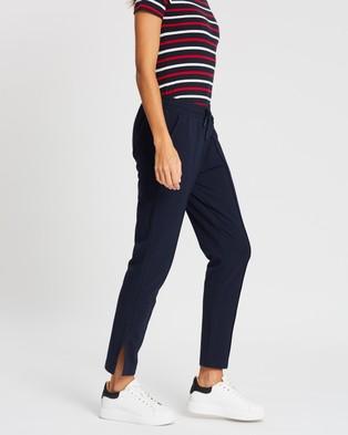 Tommy Hilfiger Tommywear Pants - Joggers (Navy Blazer)