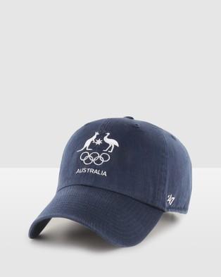 Australian Olympics - AOC?á Navy '47 Clean Up Headwear (Navy)
