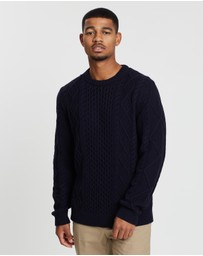 Staple Superior - Chunky Cable Knit