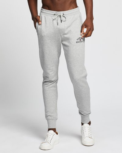 Basic Embroidered Sweatpants