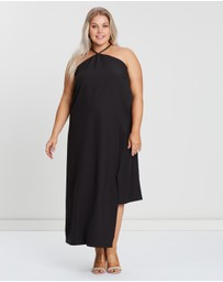 Atmos&Here Curvy - Strapless Dress